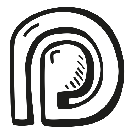 Black patreon logo png. Social media icons hand