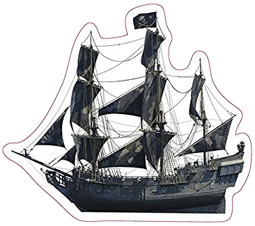 The black pearl png. Image