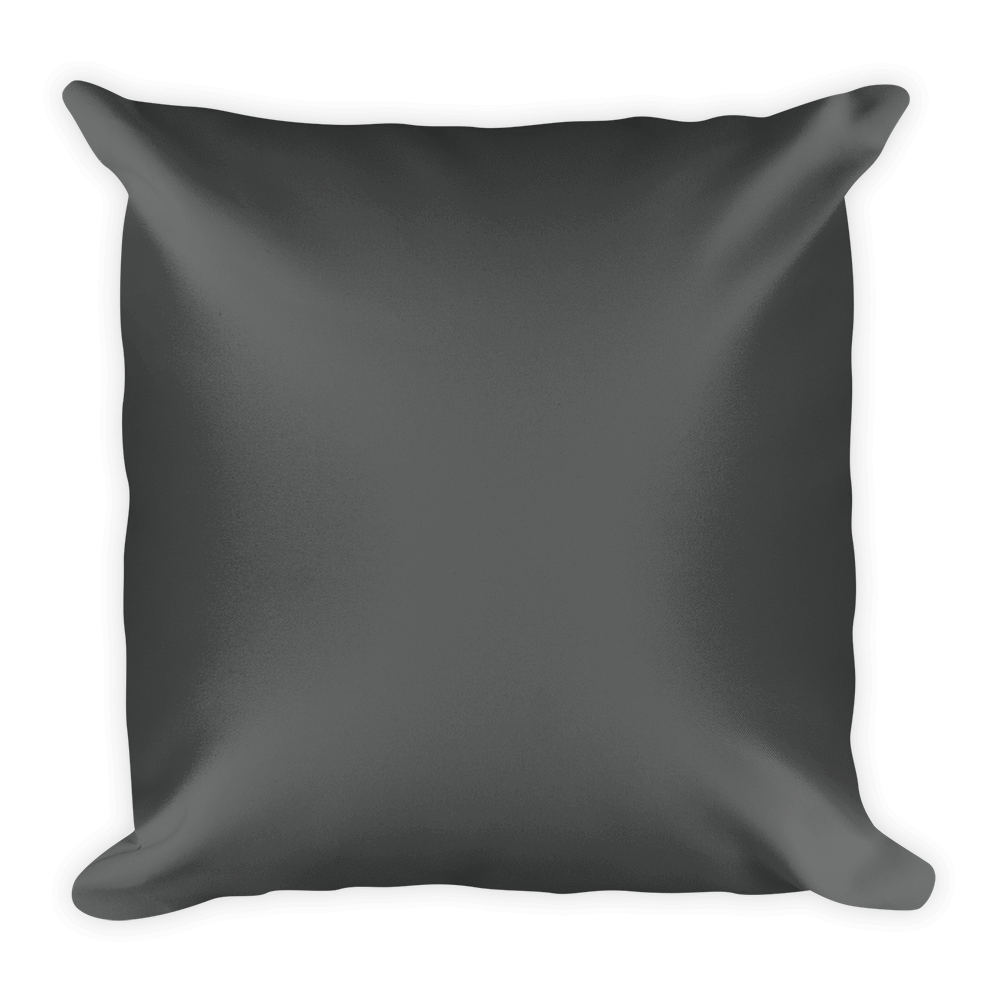 Black pillow png. Personalized my family customized