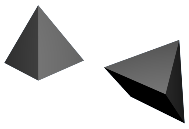 3d pyramid png. File with blender wikimedia