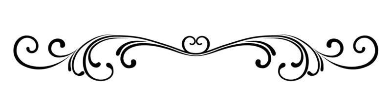 Scroll line png. Image victorian clip art
