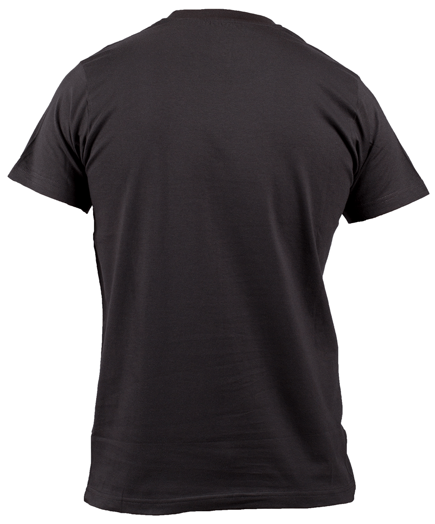 Black back transparent stickpng. Tshirt png clipart black and white stock