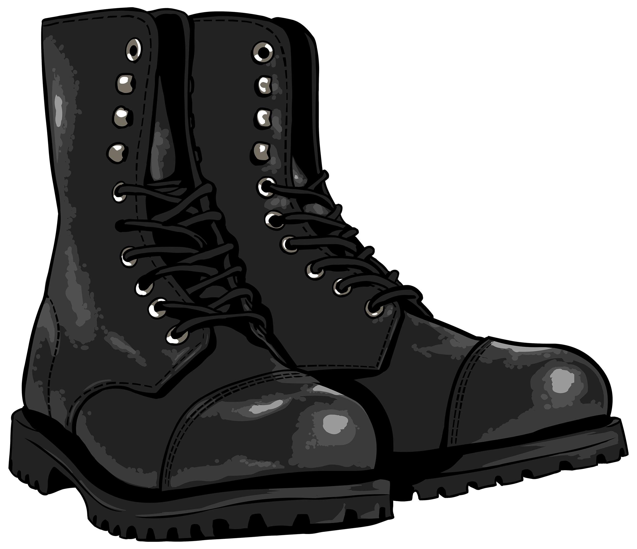 Timbs png clipart. Black boots image best