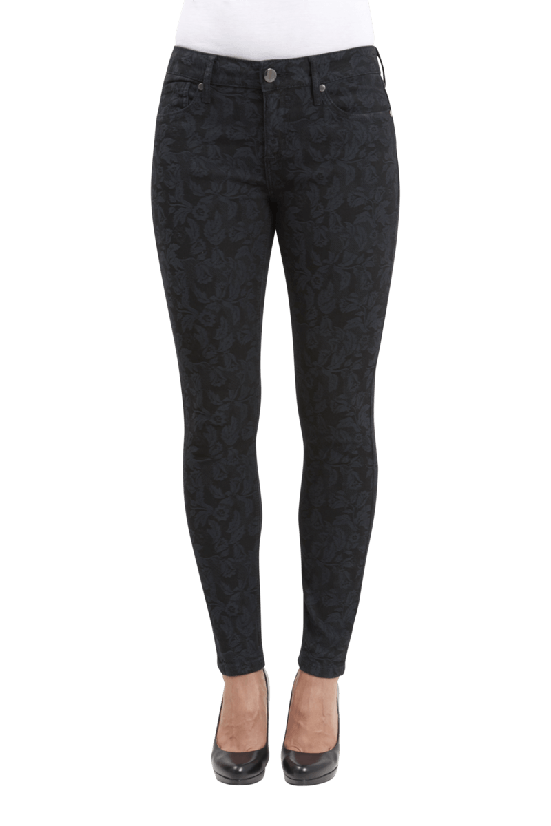 Skinny jeans png. Jacquard jean at seven