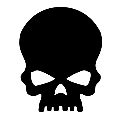 Gorilla skull png. Imperial black free icons