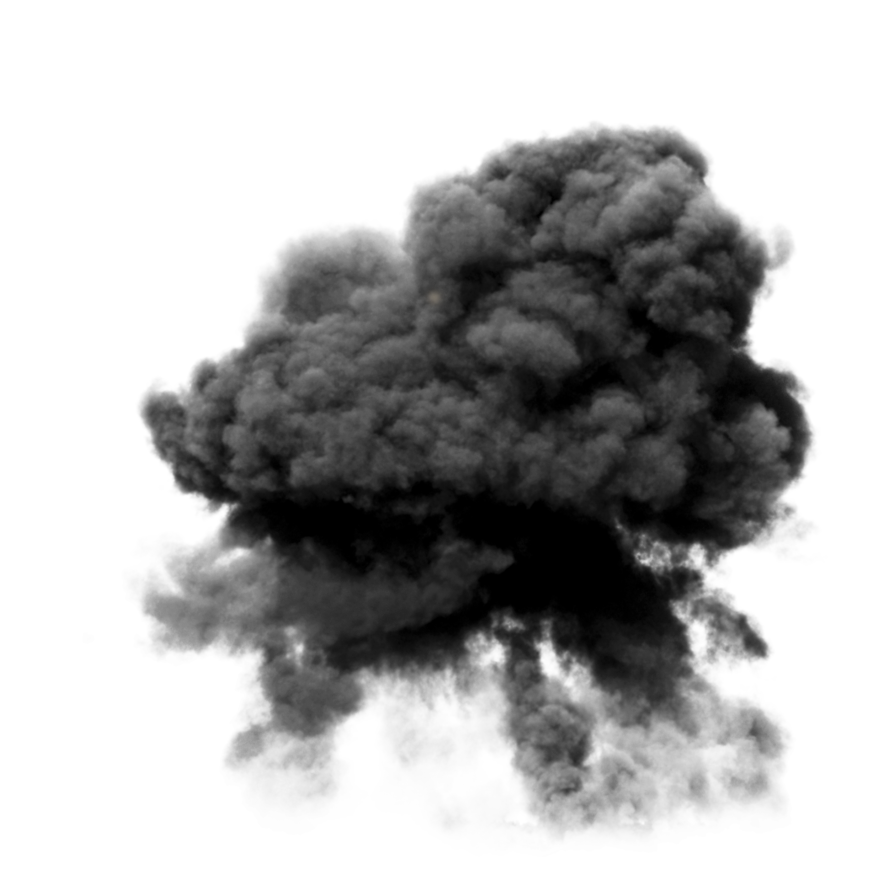 Smoke explosion png. Black free download arts