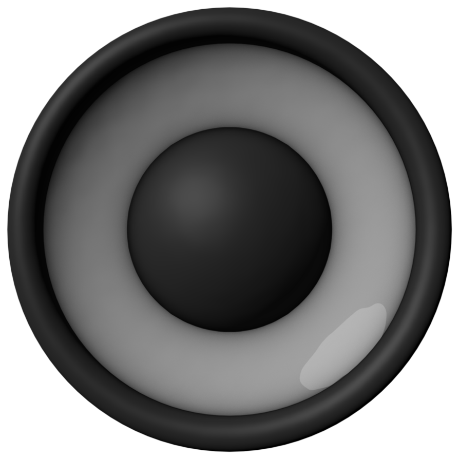 Speaker 3d png. D transparent by