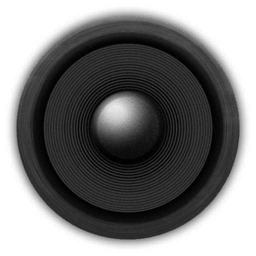 Black speaker png. Icon ico by micahpkay
