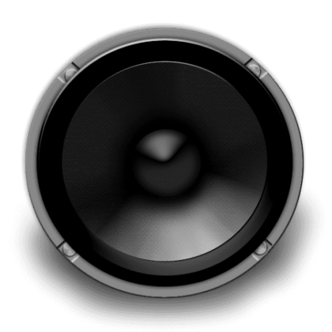 Black speaker png. Audio free images toppng