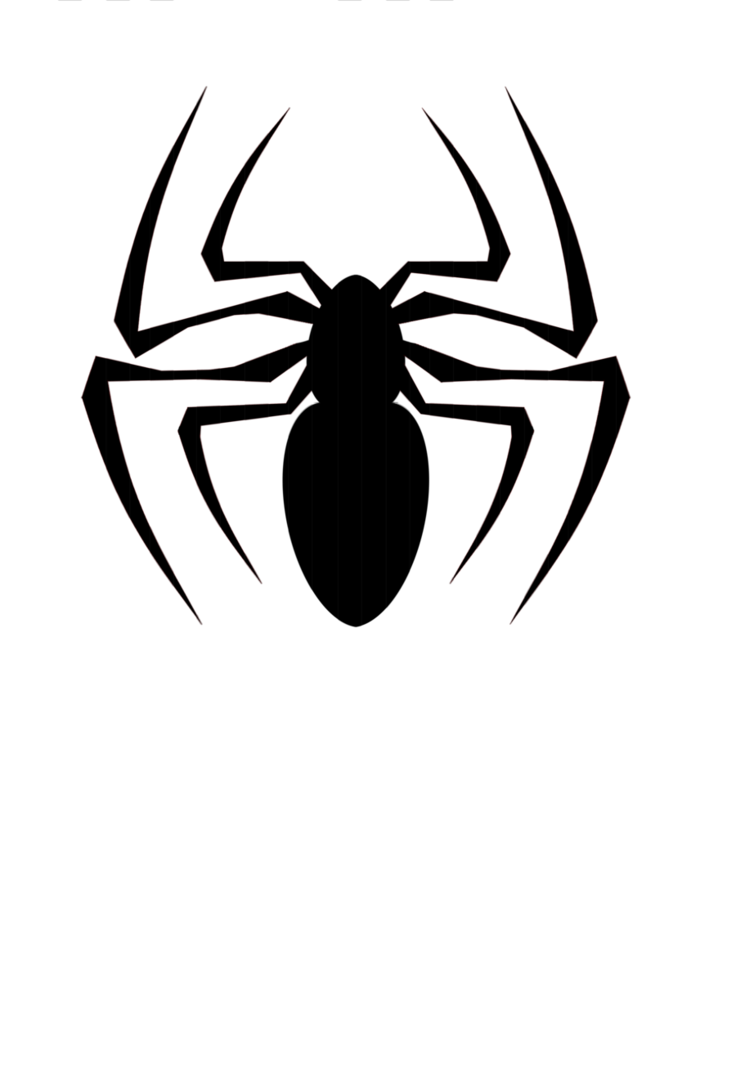 Black spider png. Images free download photo