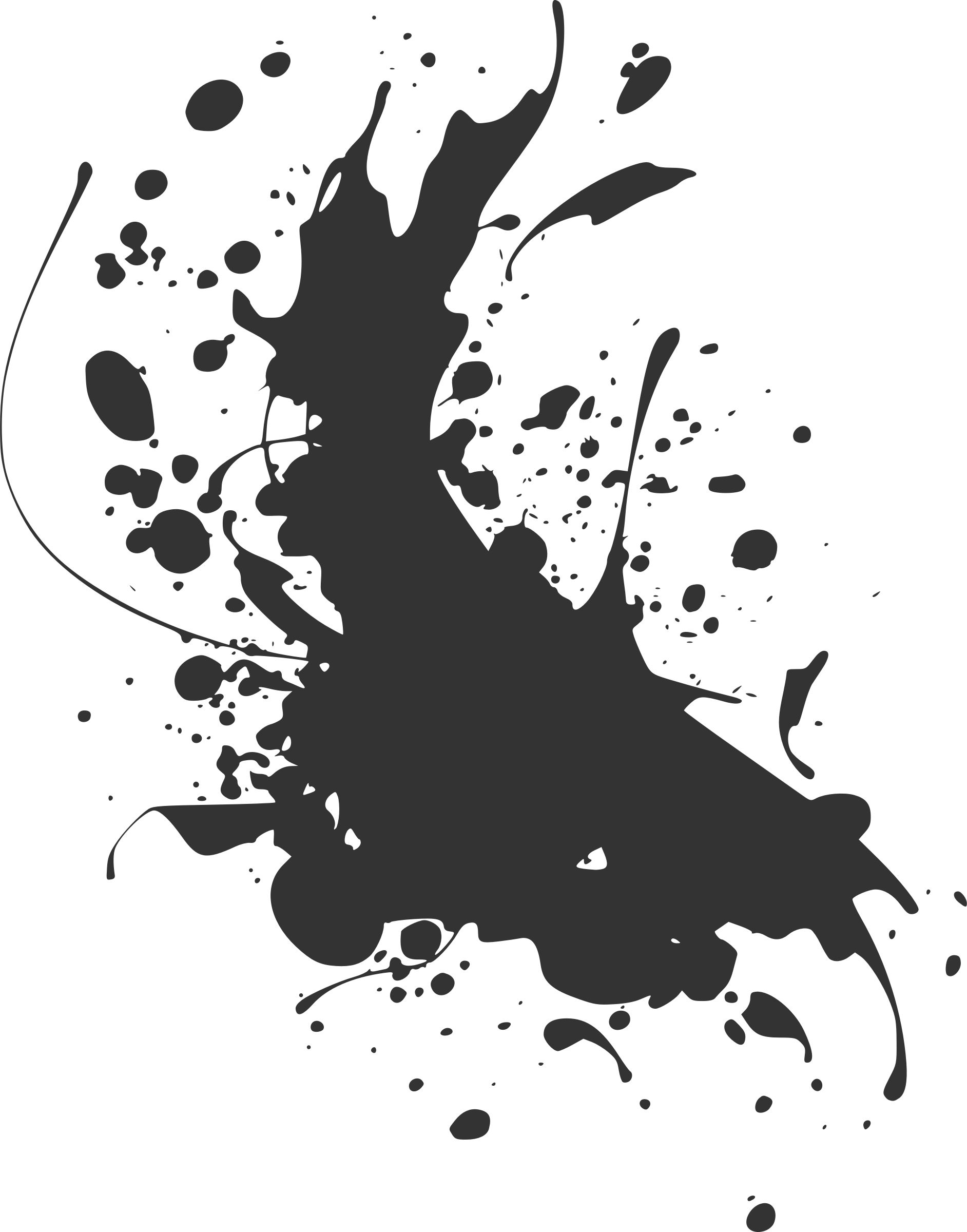 Ink splat png. Icons free and downloads
