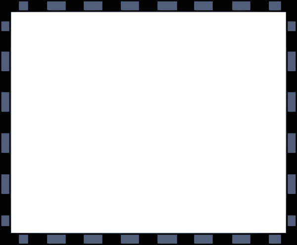 Black square border png. Worldlabel com blue x
