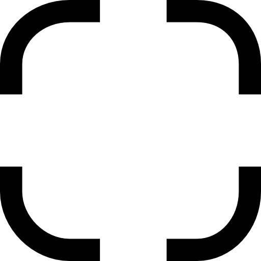 Black square outline png. Rounded corners free shapes