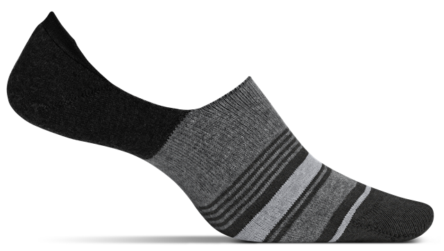 Black stripe png. Men s hidden sock