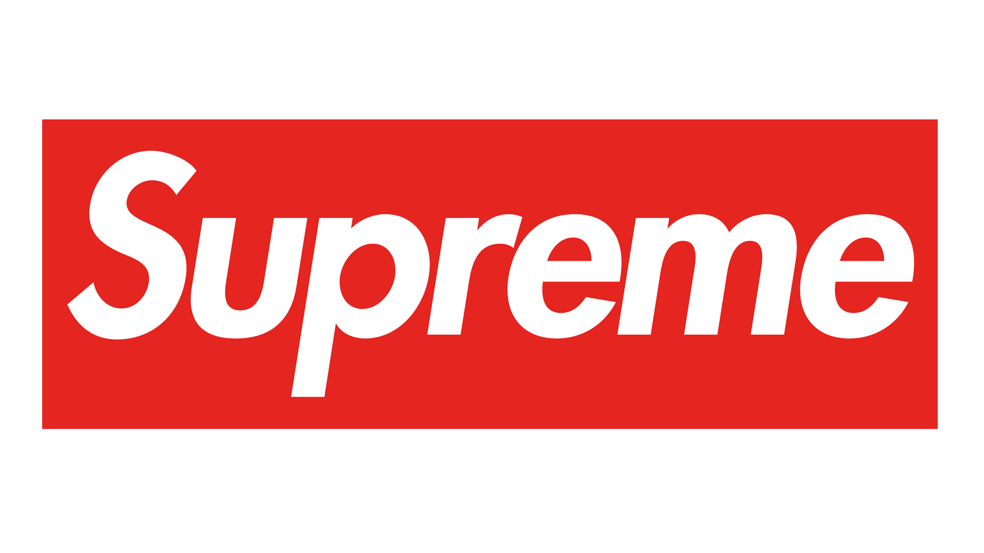 Supreme logo png. Symbol meaning history and