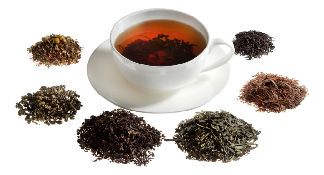 Black tea png. Unknown benefits of