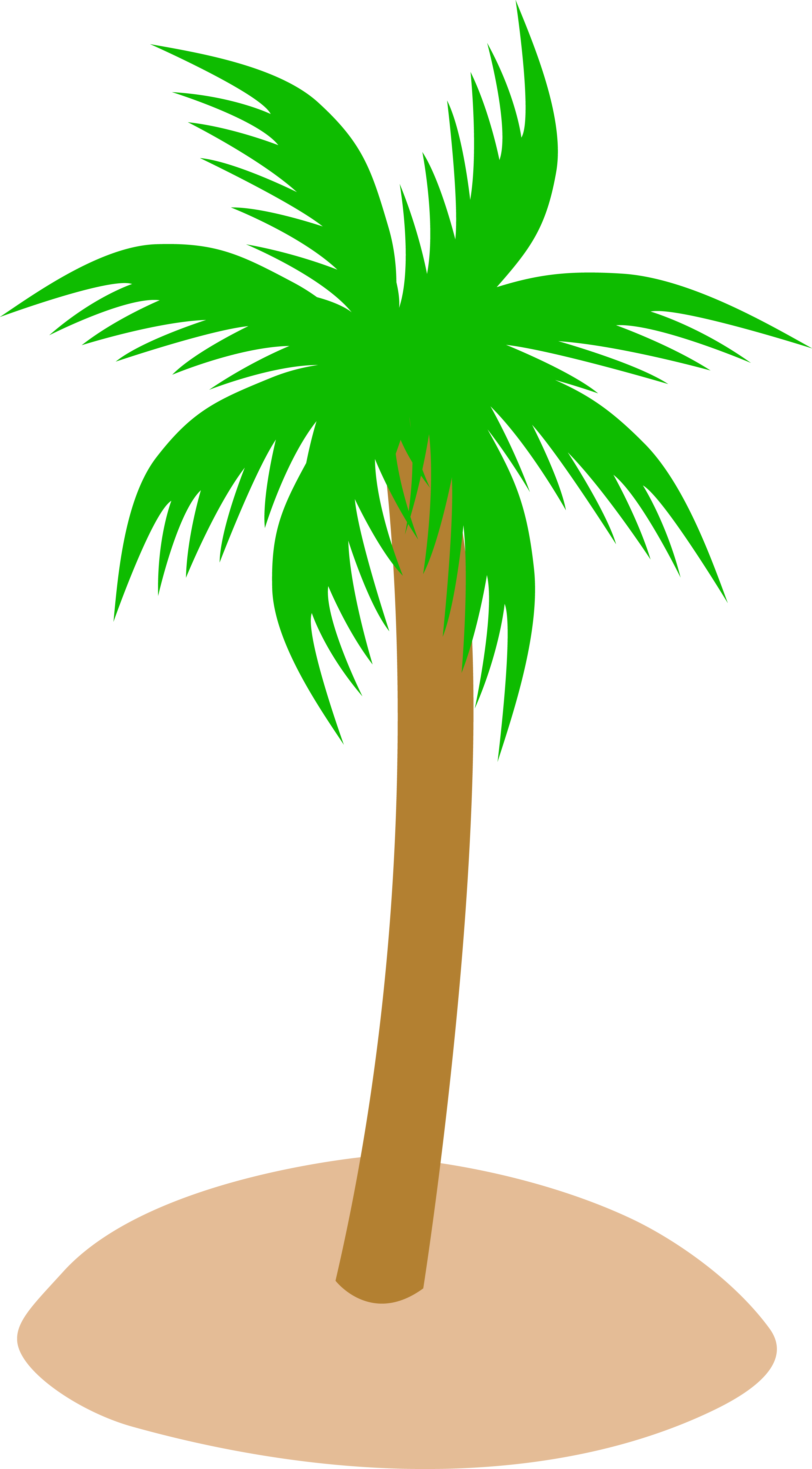 Black tropical island clipart png. Collection of transparent