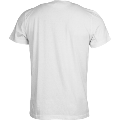 Tshirt White Back transparent PNG