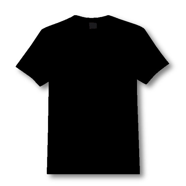 Black tshirt front and back png. Tim malloys design your