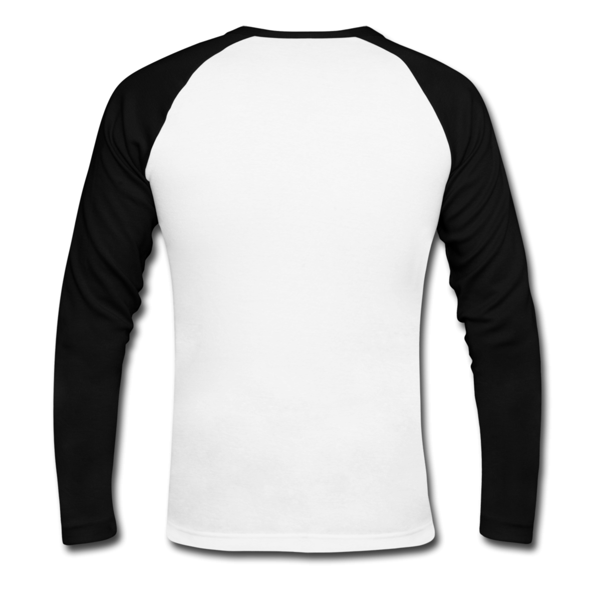 Blank t silhouette at. Pants clipart long sleeve shirt jpg black and white