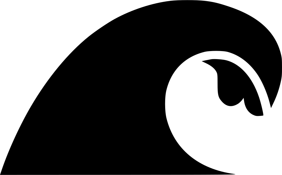 Black wave png. Svg icon free download