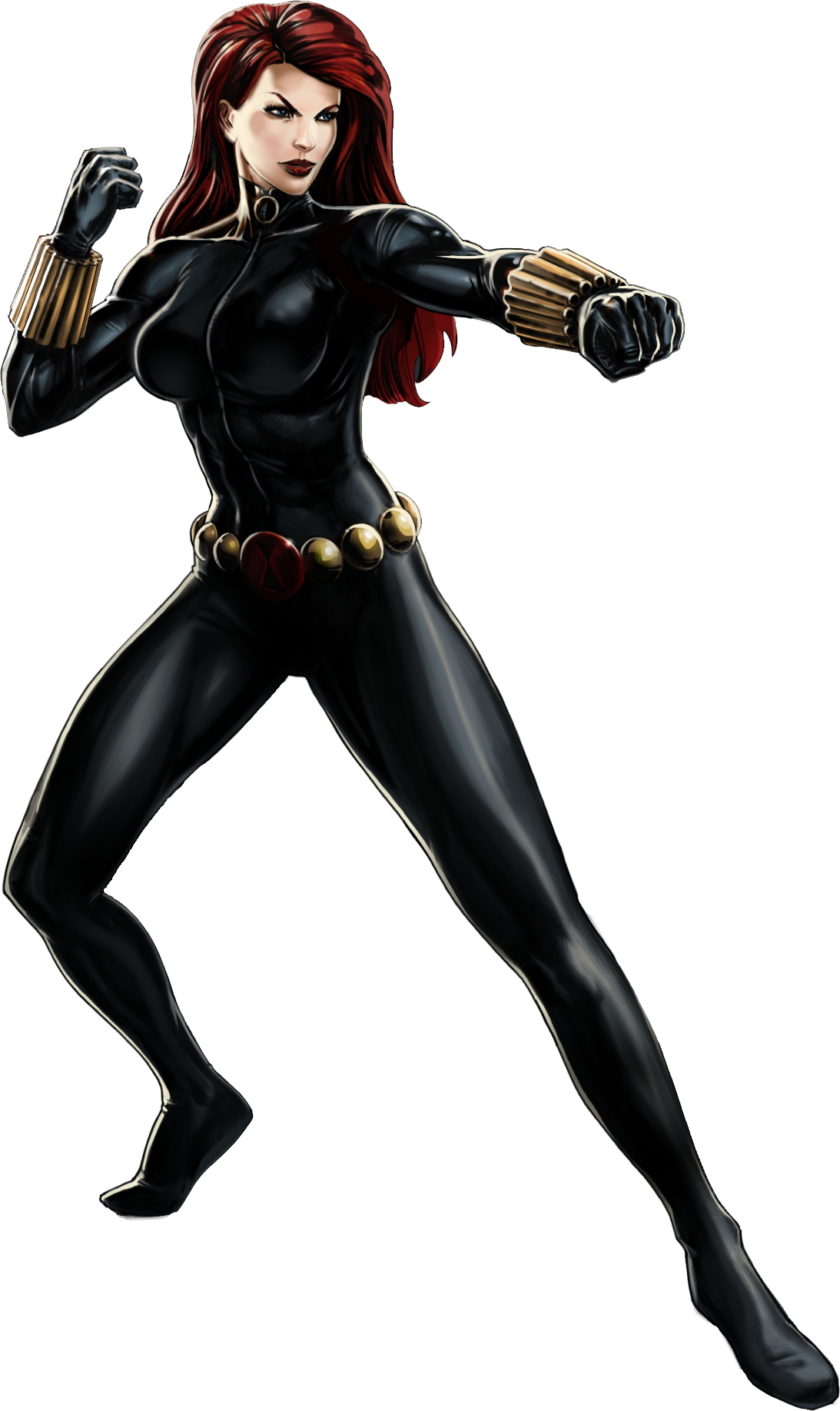 marvel black widow logo png