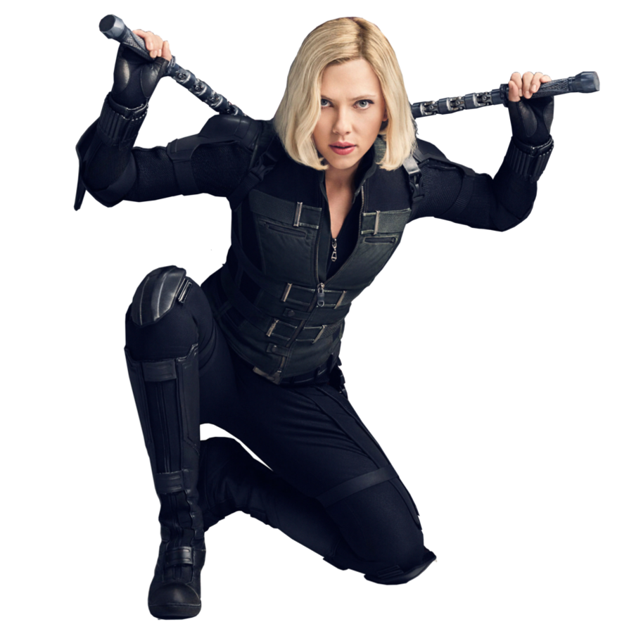 Black widow avengers png. Image infinity war by
