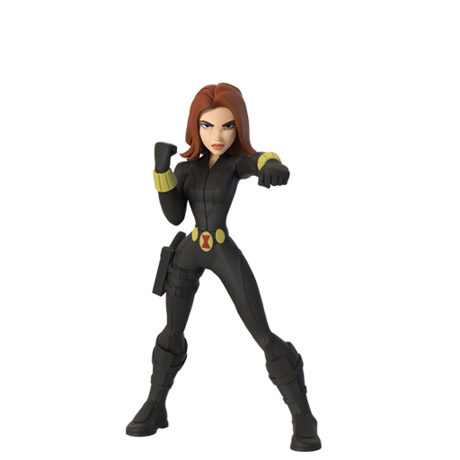 Black widow disney infinity png. Video game com official