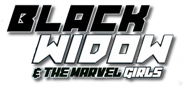 Black widow logo png. Image the marvel girls