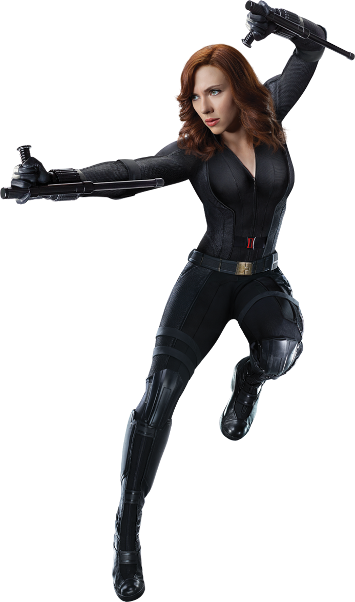 Black widow winter soldier png. Image civil war full