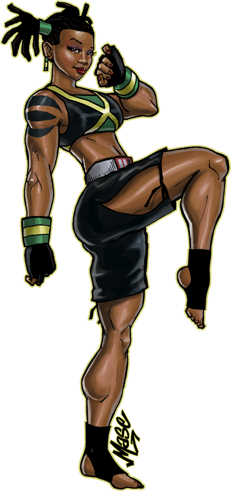 Black woman superhero png. Caribbean superheroes you
