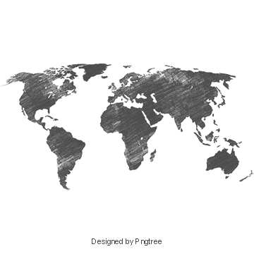 Maps Vector Creative World Transparent Png Clipart Free Download