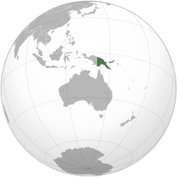 Png new guinea. Papua wikipedia location of