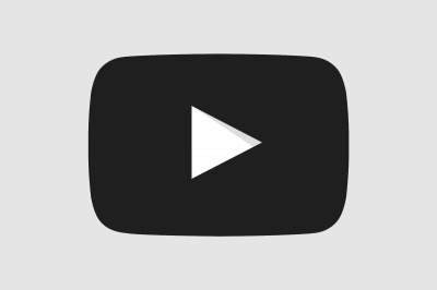 White youtube logo png. Download free transparent image