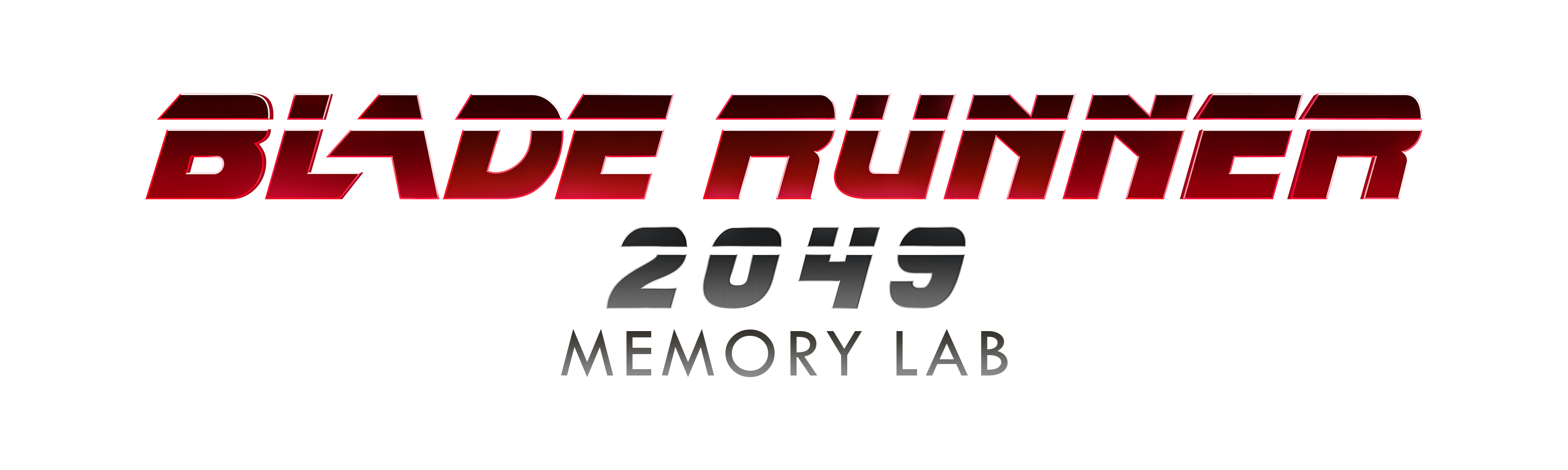 Blade runner 2049 png logo. Press kit download zip