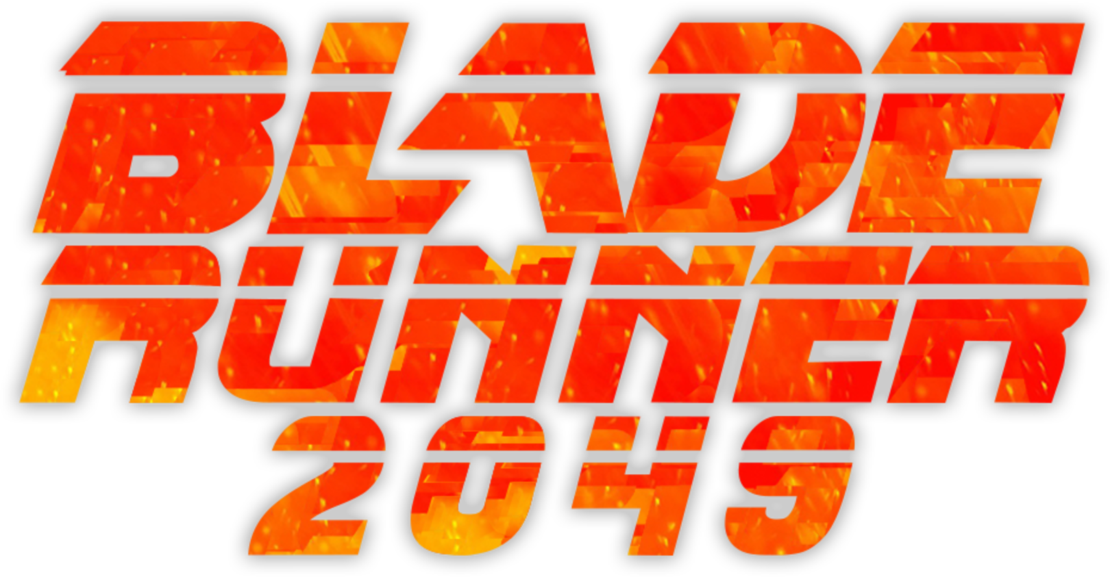 Blade runner 2049 png logo. Get tickets