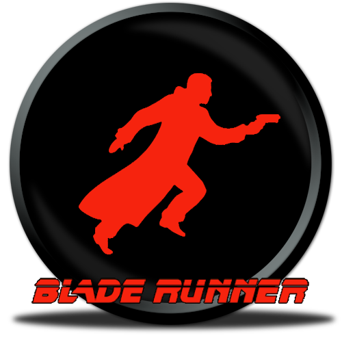 Blade runner png icon