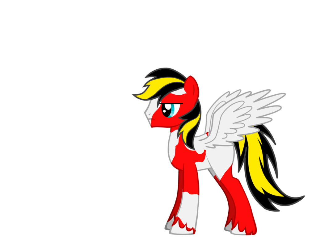 Blade vector animated. Chief ranger ponysona by