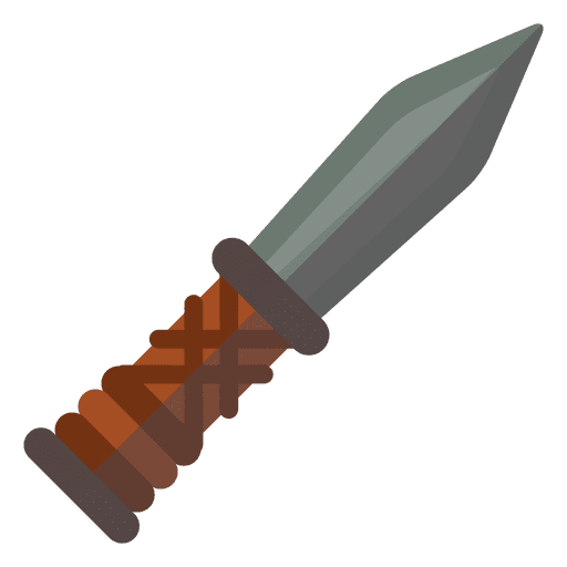 Blade vector army. Knife war transparent png