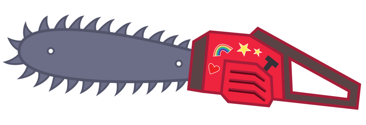 blade vector chainsaw