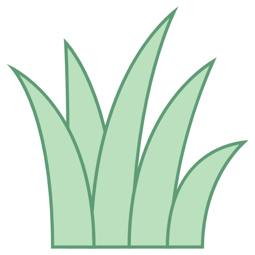 Blade vector grass. Images of spacehero icon