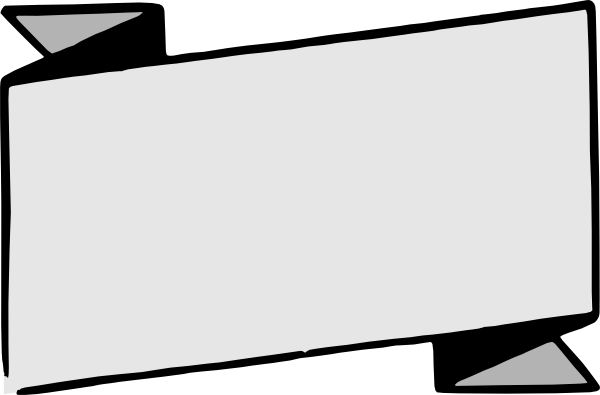 Blank banner png. Template free icons and
