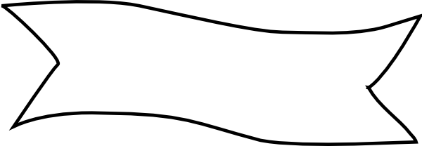 Blank banner png. Clipart panda free images