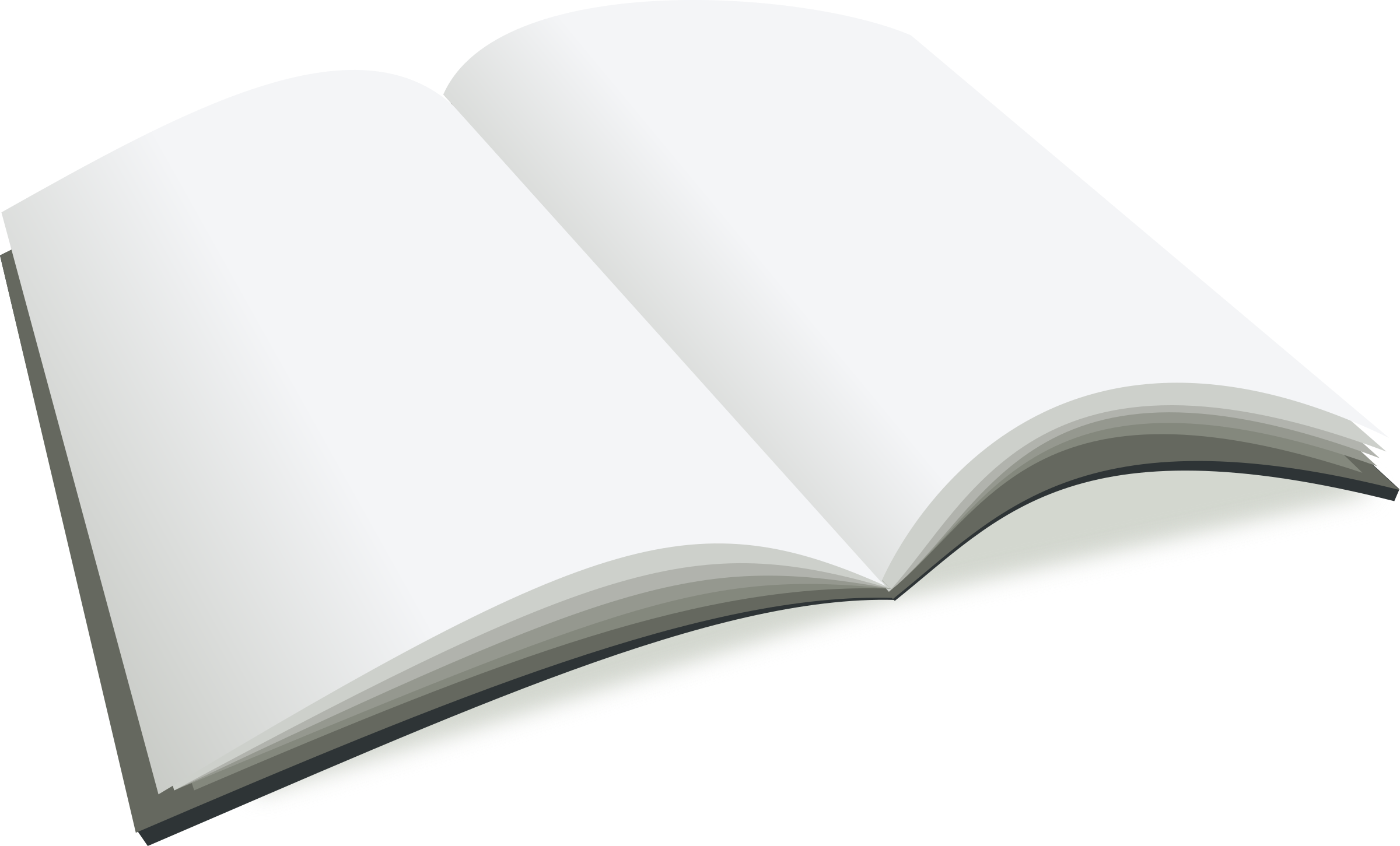 Blank book cover png. Open icons free and