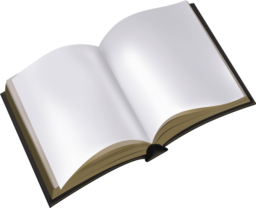 Blank book png. Free images toppng transparent