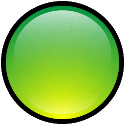 Green icon png. Button blank soft scraps