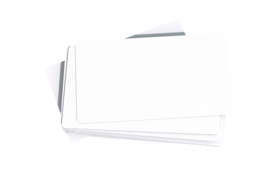 blank business cards png
