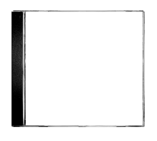 Blank cd case png. Free cover template thread