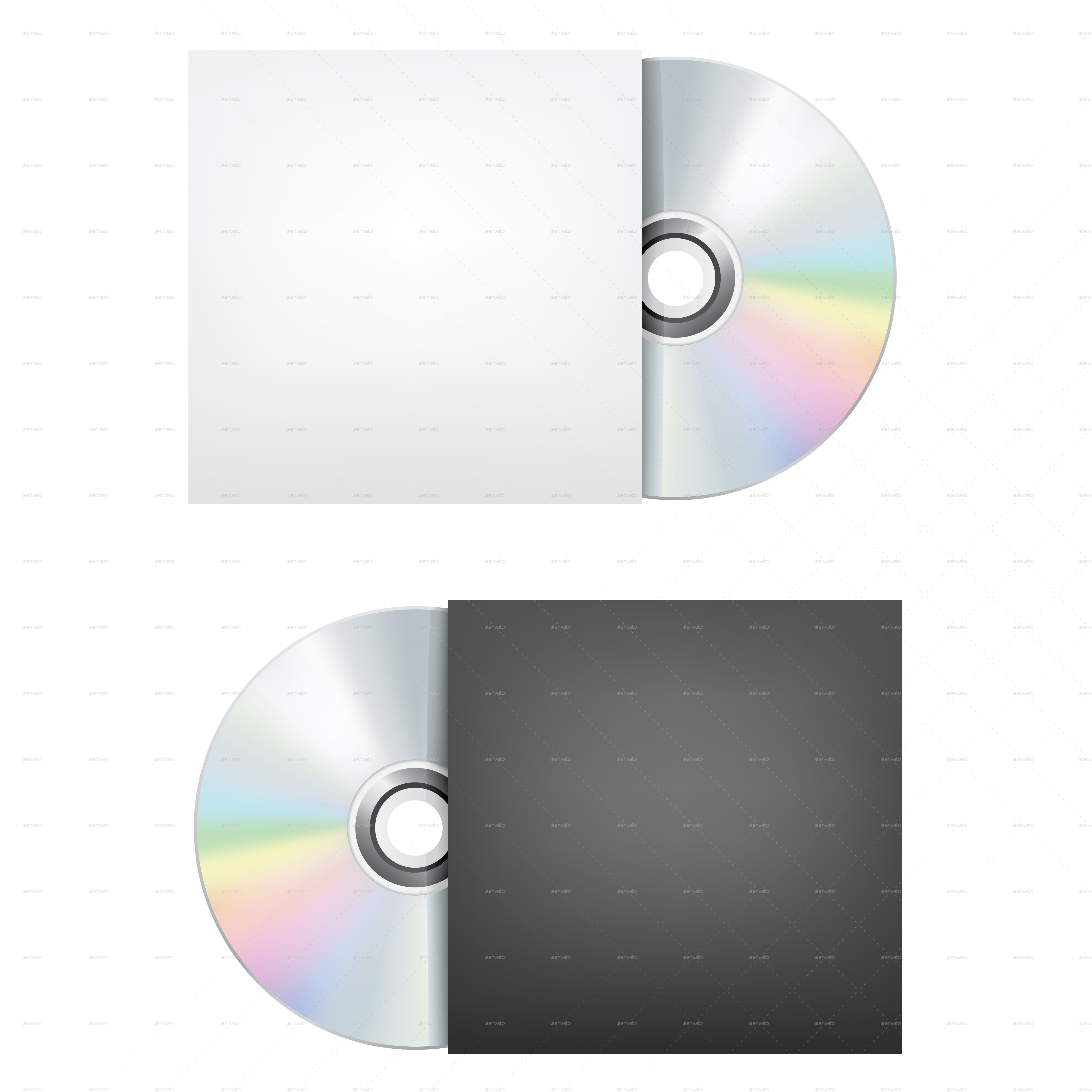 Cd cover png. Dvd disc by romvo