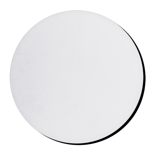 Blank circle png. Mouse pads round white